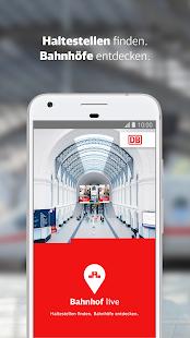 DB Bahnhof live Screenshot
