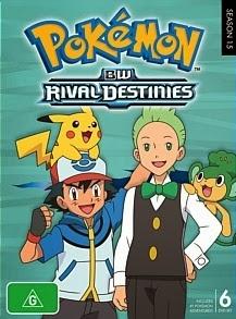 Pokemon Season 15 : Black and White Rival Destinies - Bửu bối thần kì Phần 15 | Pokemon Phần 15 (2008)