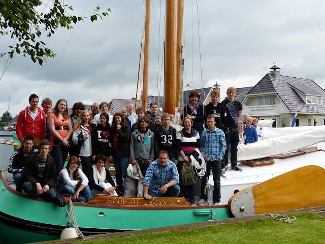 Zeilen met Jeugd met Leeuwarden, Zwolle - P1010350.JPG