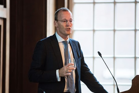 Klaas Knot president DNB