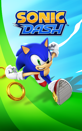 Sonic Dash - Endless Running & Racing Game  screenshots 18