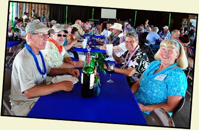 11i - Hawaiian Luau - May 30 - Cheers Friends...it has been FUN