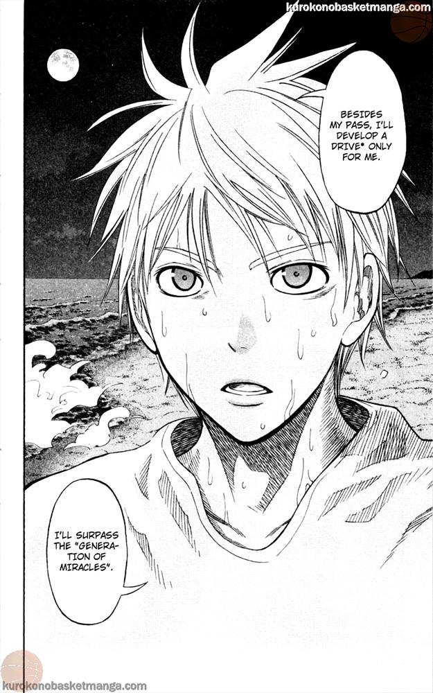 Kuroko no Basket Manga Chapter 62 - Image 20