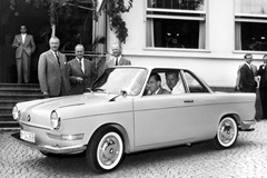 BMW 1960 700 Coupé