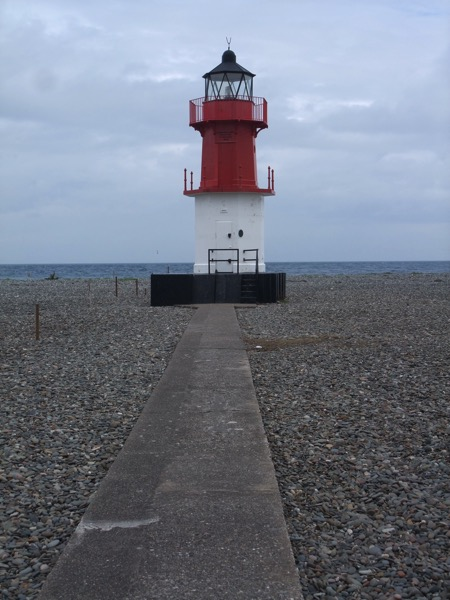 Moved Lighthouse