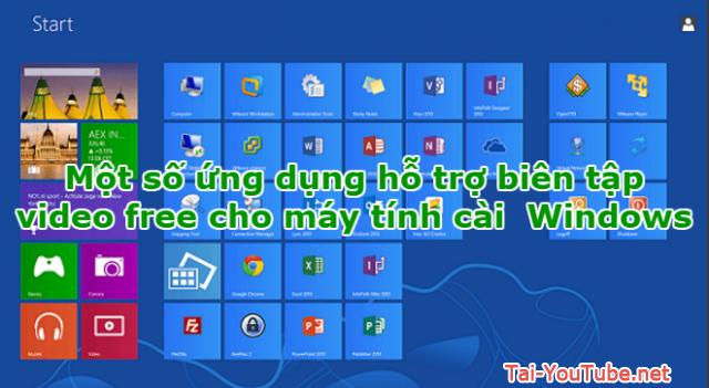 Một số ứng dụng hỗ trợ biên tập video free cho Windows + Hình 1