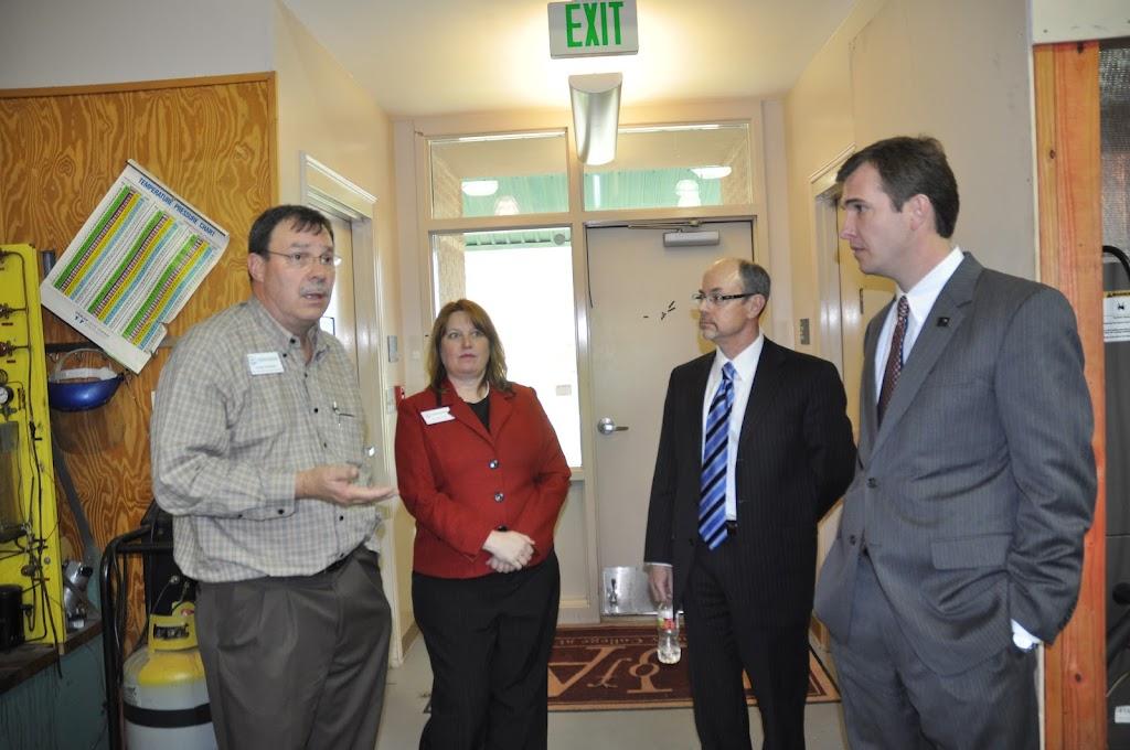 U of A System President Dr. Donald Bobbitt Visit - DSC_0280.JPG