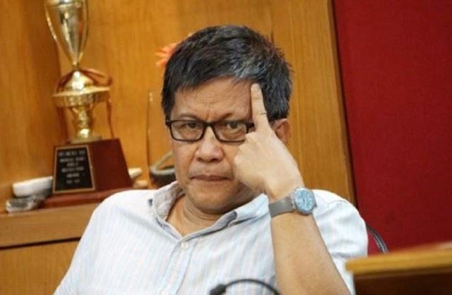 Juliari Bendahara PDIP, Rocky: Kantong Partai Habis, Akhirnya Merampok