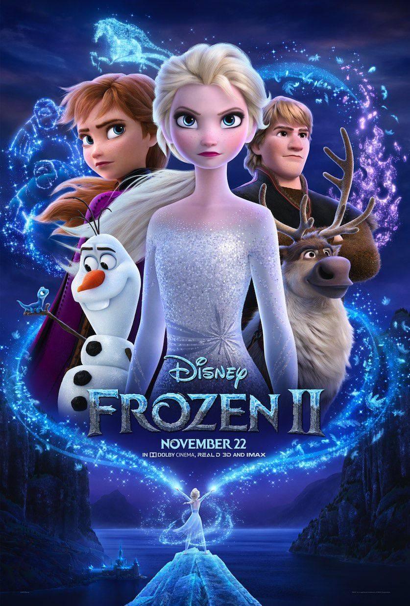 Frozen 2 Hindi Dubbed