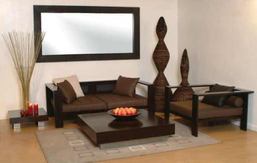 リビングルームの家具のアイデア