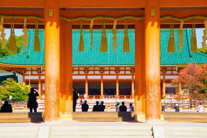 京都 平安神宮 写真4