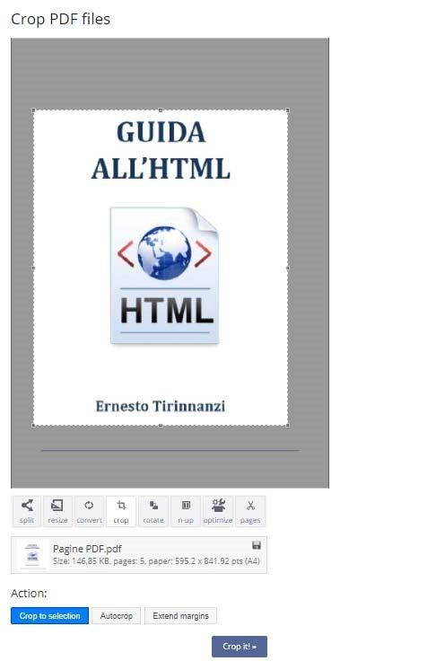 ritagliare-pdf