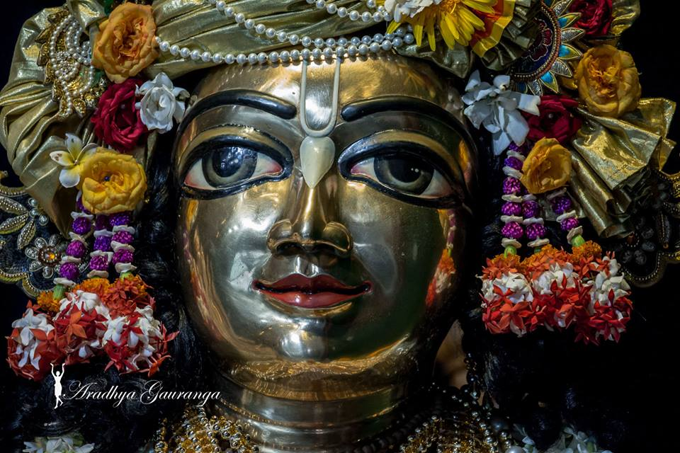 ISKCON Mayapur  Deity Darshan 22 July 2016 (34)