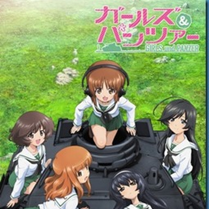 Girls und Panzer - Review