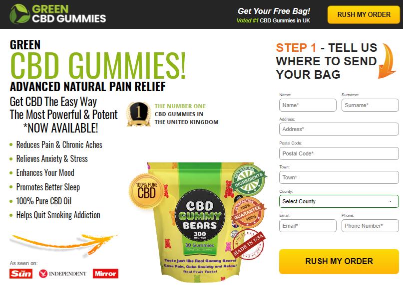 How Does Green CBD Gummy Bears UK Work? | homify