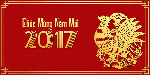 100 Hình Nền Chúc Mừng Năm Mới 2017 đẹp nhất