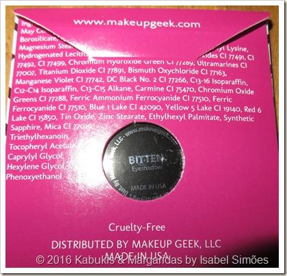 Sombras Makeup Geek