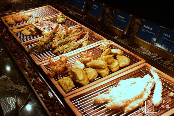 台北自助餐不推薦 饗饗  很貴!景觀漂亮但菜很普通 (晚餐價格、中餐價格、評價、優惠)