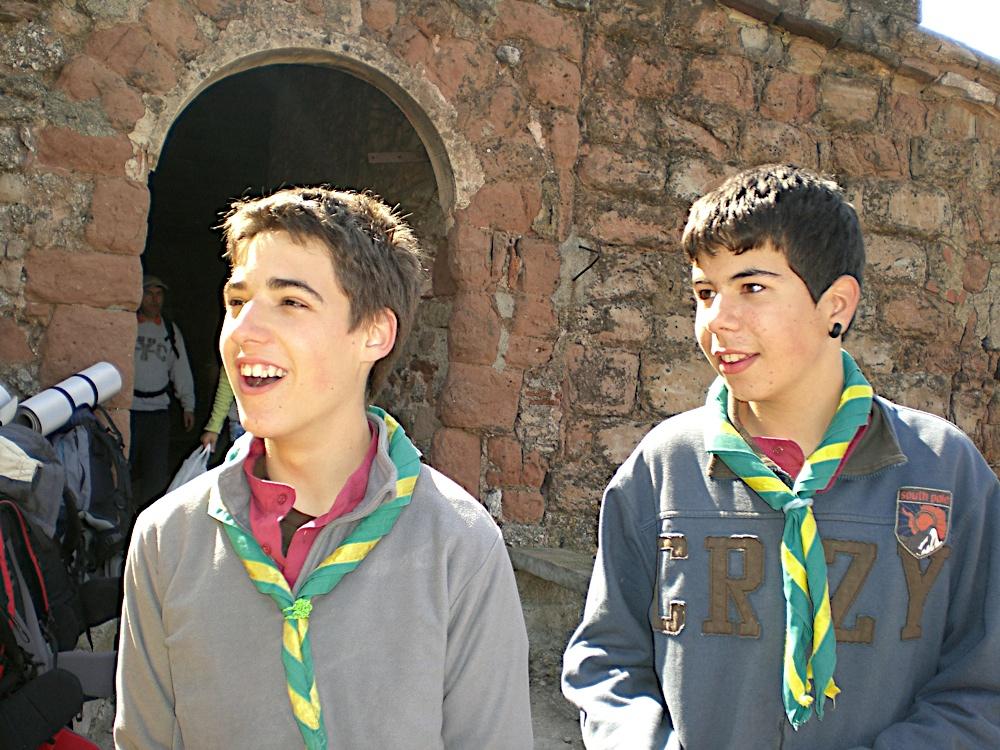 Sortida Sant Salvador de les espasses 2006 - CIMG8348.JPG