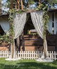 """Свадебная арка Ресторан """"Триполье"""""""