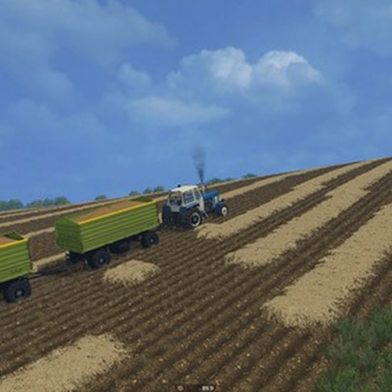 Farming simulator 2015 - Welcome to Mecklenburg v 4.0 Multifruit