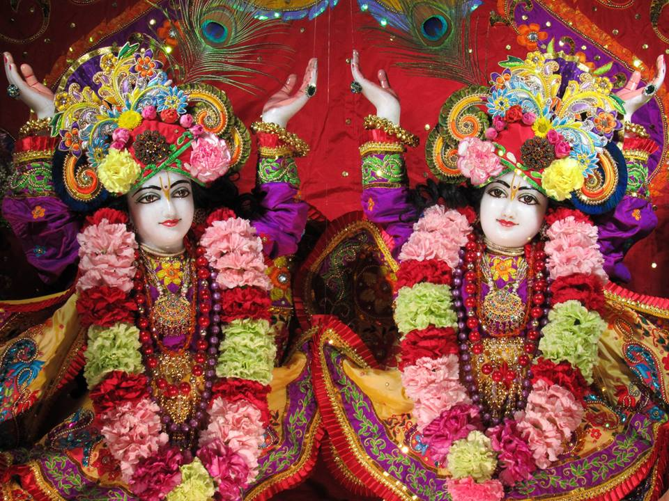 ISKCON Chicago Deity Darshan 22 Jan 2016  (17)