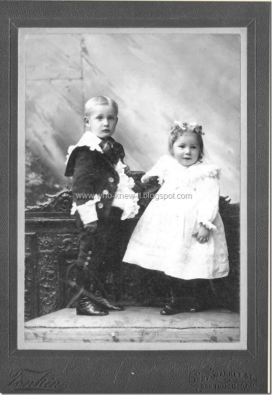 Ast, Herman and Bertha abt 1900