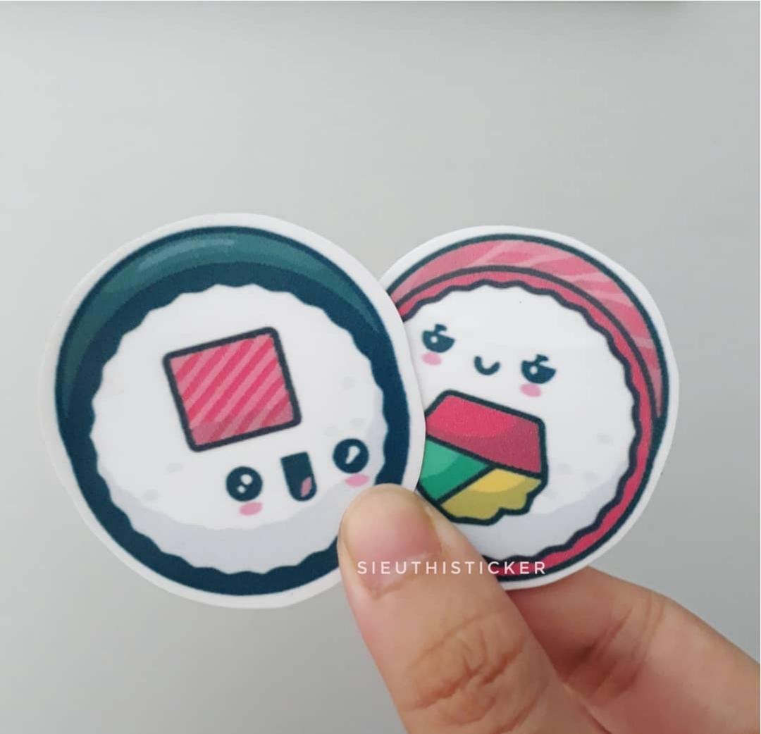 kawaii sticker