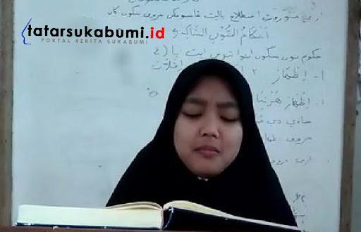 Juara Tilawah Alquran Kelas Dunia Asal Sukabumi Kebanjiran Order Talk Show dan Bintang Tamu di Sejumlah Kota