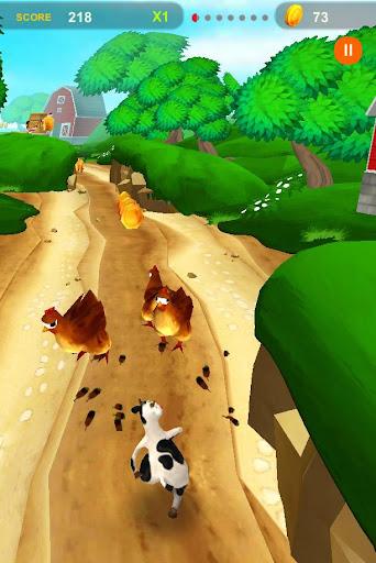 Hay Way: Rush Run