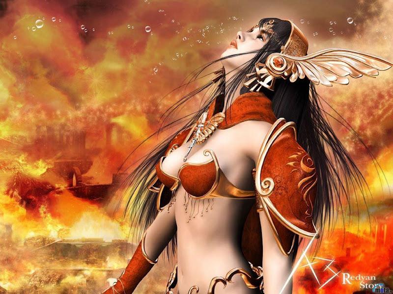 Samurai Girl Dreams, Magic Samurai Beauties