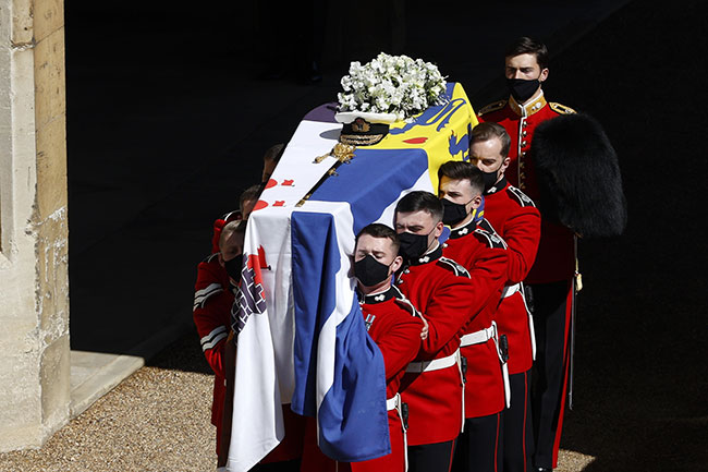 Prince Phillip cause of death revealed.