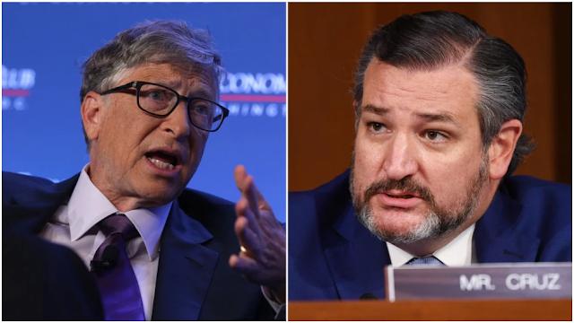 Gates On CNN: 'Appropriate' To Close Bars And Restaurants. Cruz: Halt CNN, Microsoft, Dems' Salaries. Then Let's Hear You On Lockdowns.