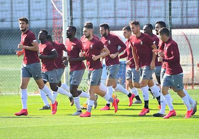 Les adversaires du Standard, de Charleroi et de La Gantoise arriveront en Belgique sur une victoire