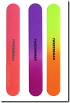 Tweezerman Nail Files Neon