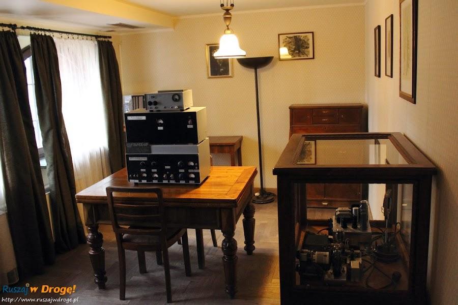 muzeum powstania warszawskiego - radiostacja