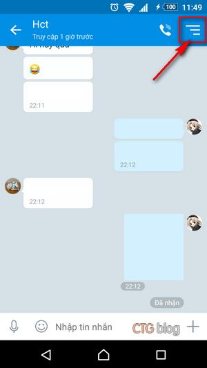 Hướng dẫn đổi tên nick bạn bè trong Zalo