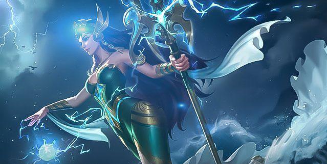 Hero Mage Favorit RRQ Lemon di Mobile Legends