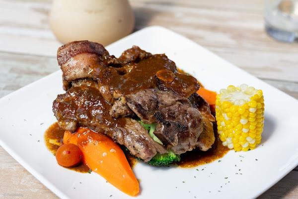 ASOW Eatery Lamb Grill