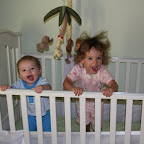 Two Little Monkey's Jumping On The Bed