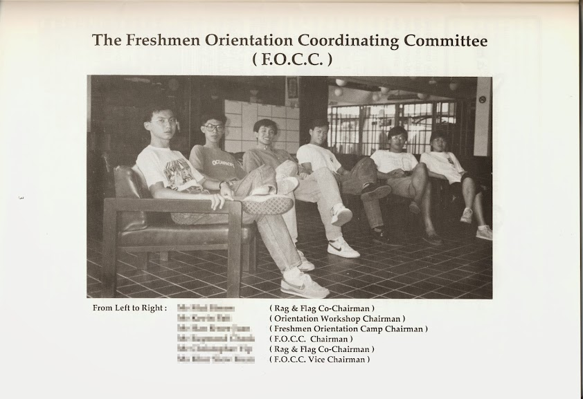 Freshmen Orientation Coordinating Committee