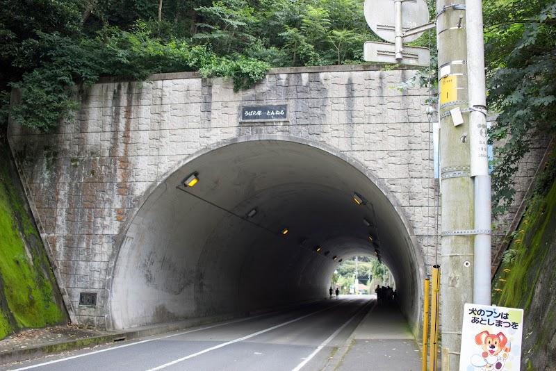 10:26 トンネルを抜けて