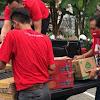 Gandeng Banser Tanggap Bencana, JNE Peduli Distribusikan Bantuan untuk Pengungsi Merapi