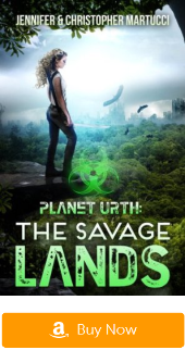 Dystopian novels: Planet Urth: The Savage Lands