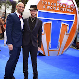 OIC - ENTSIMAGES.COM - Daniel Porter Brown and Brian Friedman at the Tomorrowland: A World Beyond European Premier in London 17th May 2015  Photo Mobis Photos/OIC 0203 174 1069