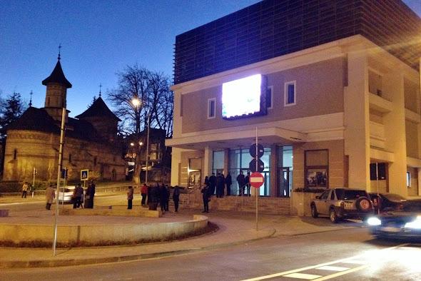 Centrul Cultural Bucovina - Cinematograful Mondern