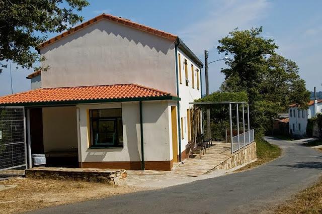 Albergue de peregrinos de la Xunta de Galicia, Casanova, Lugo