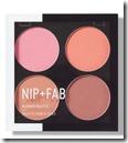Nip   Fab Blush Palette