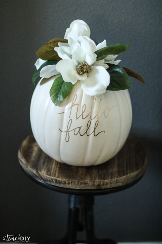 hello-fall-calligraphy-faux-pumpkin