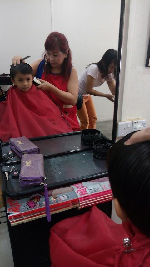 Hairdo untuk Kakak VS Haircut untuk Adik